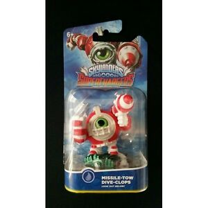 Skylanders Superchargers Missile-Tow Dive Clops NEW UNOPENED
