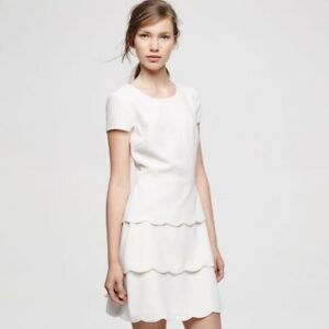 Little White Dress -Club Monaco - Size 6