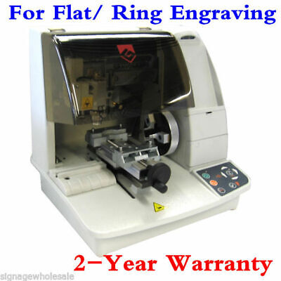 Gravograph M20 Jewel Mechanical Engraver For Flat And Ring Engraving