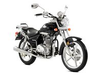 New Lexmoto Arizona 125cc Learner Legal Motorcycle - 2 Years Parts Warranty