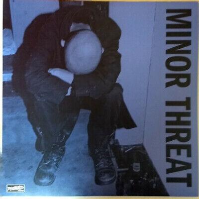 Minor Threat - Minor Threat (SEALED LP BLUE VINYL)