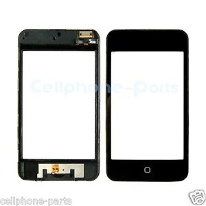 iPod Touch 2 2g Digitizer Touch Screen + Home Button & Frame 2nd Generation