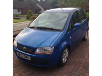 Fiat Idea for sale (not punto corsa fiesta golf)