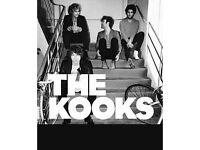 THE KOOKS STANDING