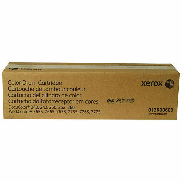 Genuine Xerox 013R00603 Color Drum Unit 013R603, 13R00603, 13R603
