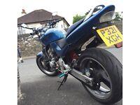 Honda hornet 250cc immaculate condition