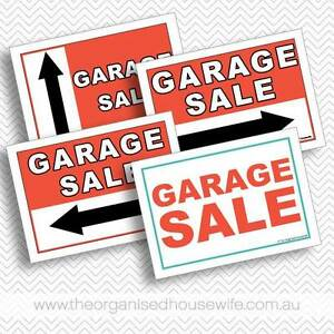 GARAGE Sale: Taree St Tuncurry, 3 homes half way along Taree St Tuncurry Great Lakes Area Preview