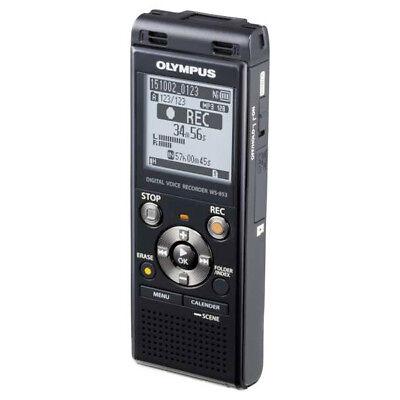 OLYMPUS WS-853 Diktiergerät Voice Recorder 8GB Matrix-Display USB-Verbindung