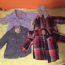 Bundle of boys clothes& shoes over 150 items! 9-24 months