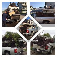 JUNK REMOVAL call 780 707-7767