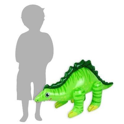 Aufblasbarer Dinosaurier, Kindergeburtstag oder Dino-Mottoparty, Deko-Idee