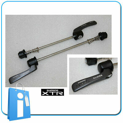 Shimano XTR M950 Quick Release Mountain Bike Wheel Skewers