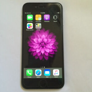 iPhone 6 (Bell and Virgin)
