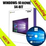 Windows 10 home - 64-bit - oem licentie + dvd