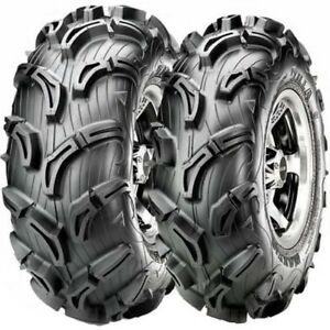 ATV Tires – Maxxis Zilla – Light Weight Mud Tire