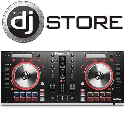 Numark Mixtrack Pro 3 III USB DJ Controller Solution for Serato DJ