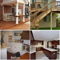 QN renovations / handyman services