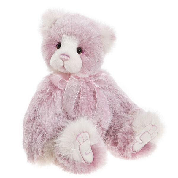 Diane, a 15.5 inch Delightful Bear from the Charlie Bears Secret Collection