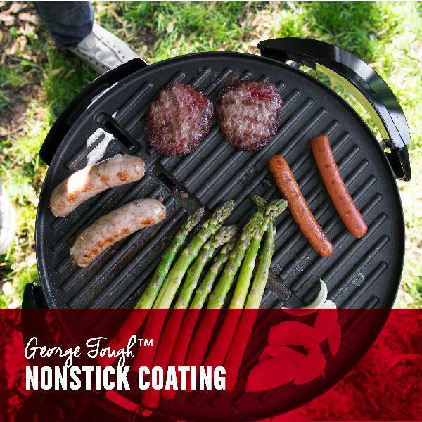 Electric Grill with Stand Indoor Barbecue 15