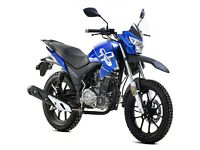 Lexmoto Assault 125cc (Euro 3) Motorcycle 2 Years Parts Warranty - Finance Available - £1399