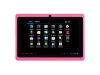 Maxtouuch 7 Inch Android 4.0 Pink Tablet PC