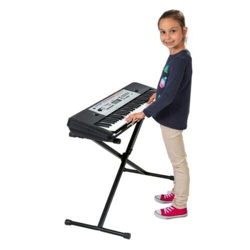 Yamaha YPT260PK Portable Keyboard Package - Black