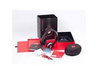 MONSTER BEATS APPLE BY DRE SOLO HD STUDIO HEADPHONES OVERHEAD HEADSET BRAND NEW IN BOX - BLACK
