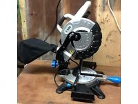 Macallister 1700w compound mitre chop saw