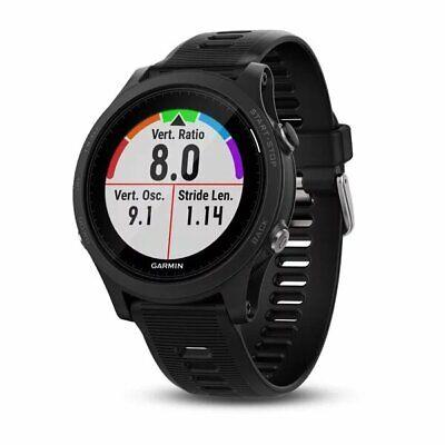 Garmin Forerunner 935 GPS Premium Running Triathlon Watch (Black) 010-01746-00