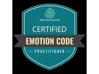 Release 'Trapped Emotions' from the body using EMOTION CODE