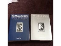 Rolls Royce books