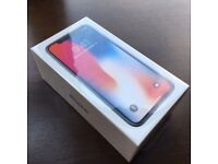 Brand New Apple iPhone X 64GB EE Space Grey Smartphone With Apple Warranty