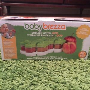 Baby purée Containers  Kitchener / Waterloo Kitchener Area image 2