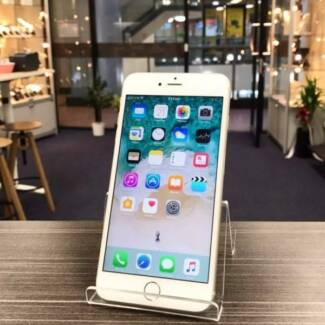 Pre owned iPhone 6S Plus Silver 128G UNLOCKED au INVOICE WARRANTY