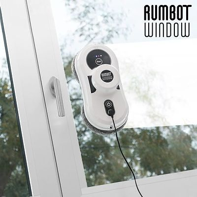 Rumbot Window Robot Electric Programable Glass Window Cleaner Household Cleaning