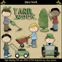 YARD CARE SERVICES - anytime