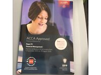 ACCA books and practice materials