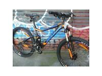 Giant stance mountain bike wanted or similar anthem cube