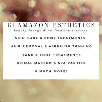 Luxury On Location Beauty Services