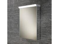 HIB Flux LED Illuminated Cabinet new
