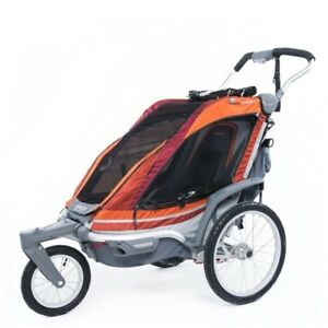 Chariot Thule chinook 1 bike trailer and stroller