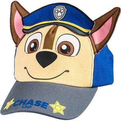 Paw Patrol Chase Baseball Hat Kids One Size