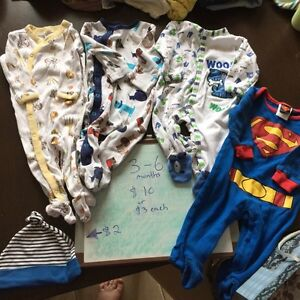Baby clothes! 0-12 months, over 40 items, boy and girl Kitchener / Waterloo Kitchener Area image 3