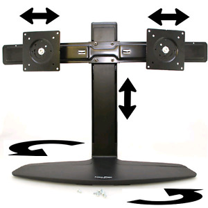 """Ergotron Neo-Flex Dual LCD Lift Stand for up to 22"""""""