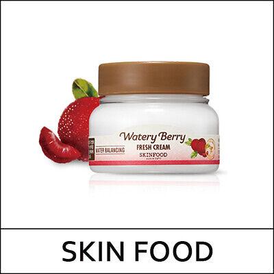 [Skin Food] SkinFood Watery Berry Fresh Cream 70ml / Sweet Korea Cosmetic / (S2)