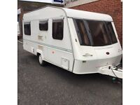 Elddis Crown Regent. 5 Berth. 1996.