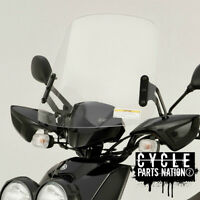 Yamaha Zuma BWS 50 Windshield