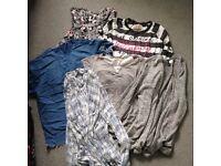 Bundle of clothes size 12-14