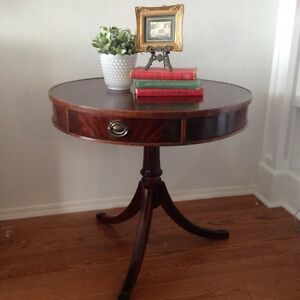 Gorgeous Antique Occasional Table
