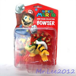 Super Mario Bro. Brother King Koopa Bowser PVC 4